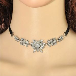 Jewelry - Stunning Crystal choker